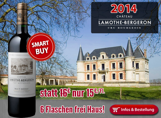 SMART-BUY: 2014er Lamothe-Bergeron